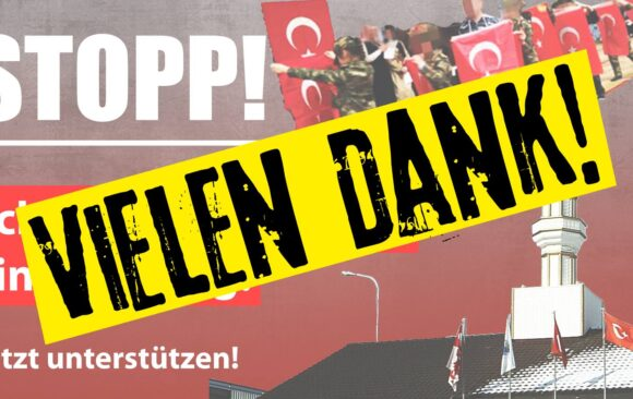 Petition «Schluss mit Erdogan-Einmischung» eingereicht