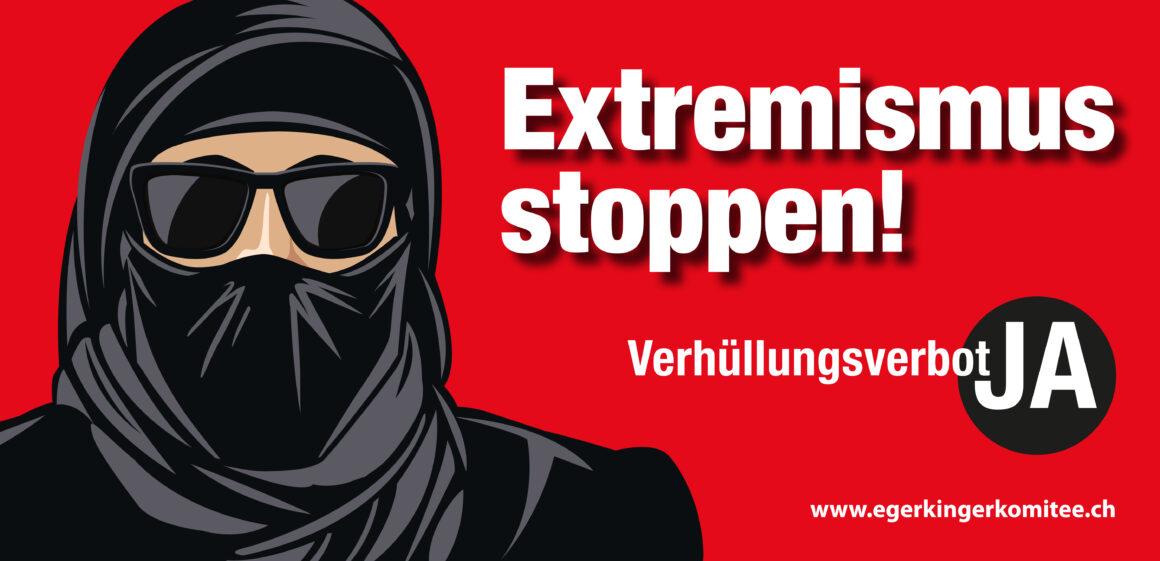 Volksinitiative «Ja zum Verhüllungsverbot»