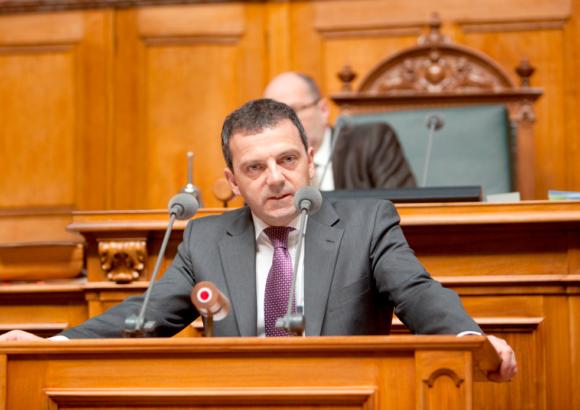 Radikal-Islamismus & Integrationsverweigerer: Walter Wobmann aktiv im Parlament