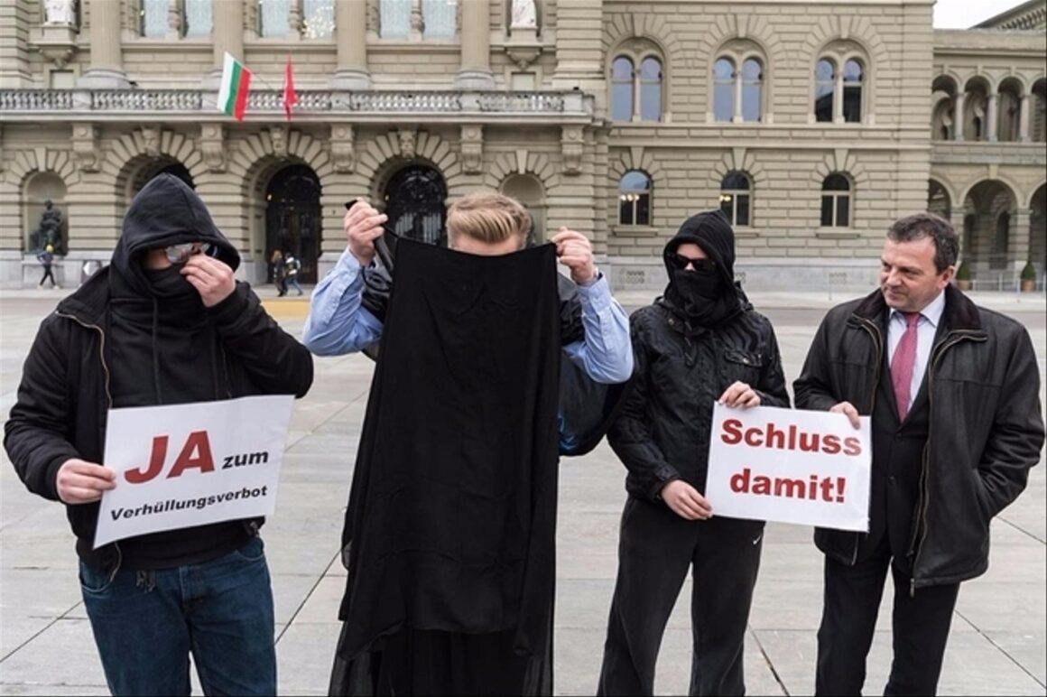 Skandalöse Ungleichbehandlung: Stadt Bern büsst Egerkinger Komitee