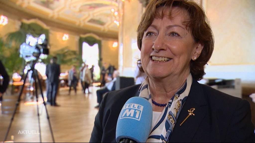 Sylvia Flückiger: «Europäischer Trend: Verhüllungsverbot»